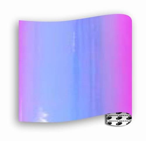 Opal :- Peach/Purple/Pink  - A5 sheet