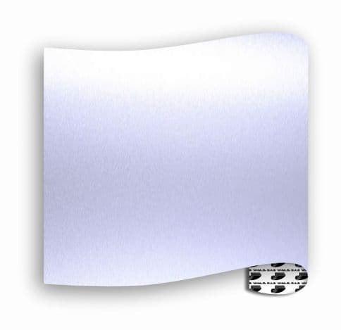 Satin Chrome  :-  Silver - Mini Roll