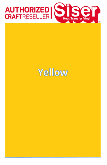 Siser Easyweed P.S Electric :- Yellow