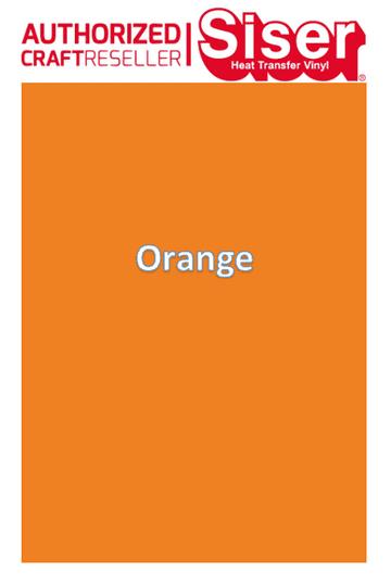 Siser Easyweed  P.S Stretch :- Orange