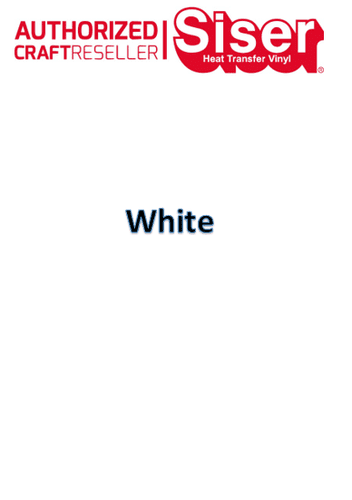 Siser Easyweed  P.S Stretch :- White