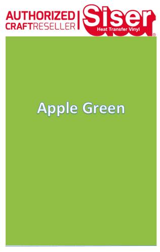 Siser Hi-5 :- Apple Green
