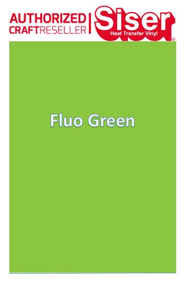 Siser Hi-5 :- Fluo Green