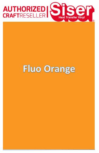 Siser Hi-5 :- Fluo Orange