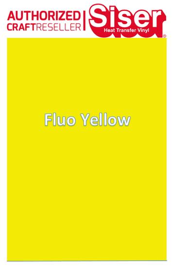 Siser Hi-5 :- Fluo Yellow