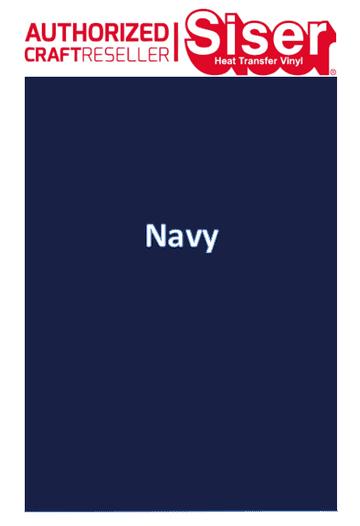 Siser Hi-5 :- Navy