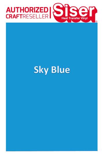 Siser Hi-5 :- Sky Blue