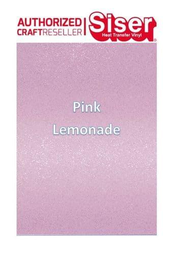 Siser Sparkle :- Pink Lemonade  (SK0031)