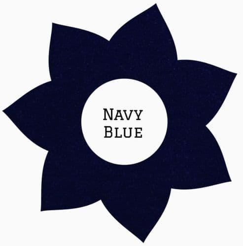 Siser StripFlock Pro HTV :- Navy (S0014)