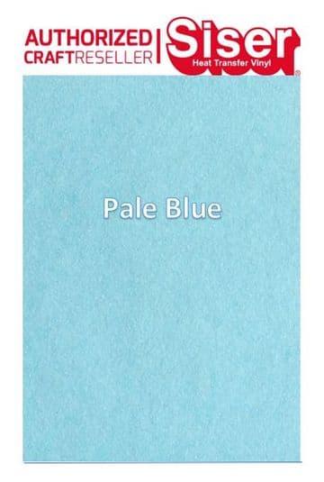 Siser StripFlock Pro HTV :- Pale Blue (S0051)