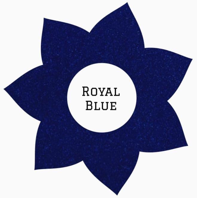 Siser StripFlock Pro HTV :- Royal Blue (S0013)
