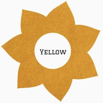 Siser StripFlock Pro HTV :- Yellow (S0004)