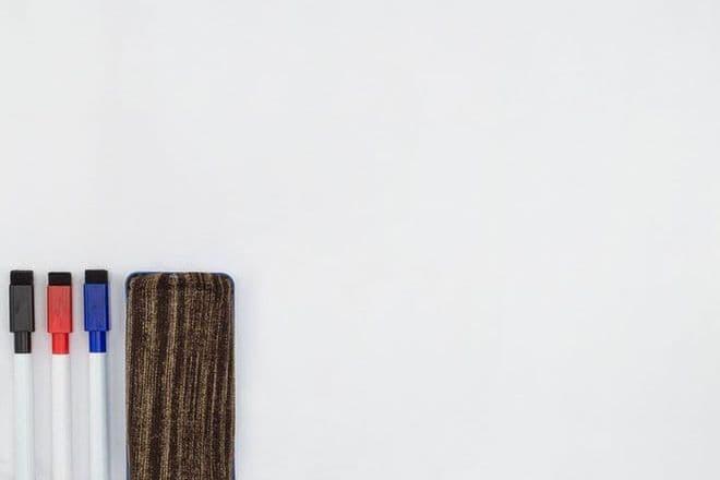 Whiteboard Self Adhesive Vinyl - Mini Roll