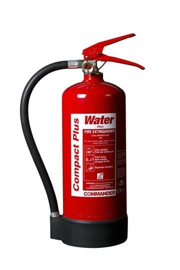 3 Litre Water Fire Extinguisher