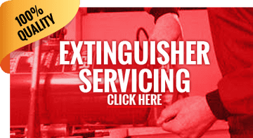 Fire Extinguisher Service in London Westminster