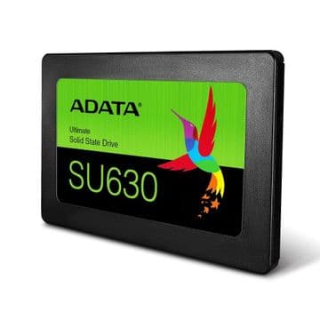 "ADATA 480GB Ultimate SU630 SSD, 2.5"", SATA3, 7mm , 3D QLC NAND"