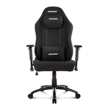 AKRacing Office Series Opal Gaming Chair, Black