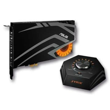 Asus STRIX RAID DLX Gaming Soundcard, PCIe, 7.1