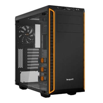 Be Quiet! Pure Base 600 Gaming Case with Window, ATX, No PSU