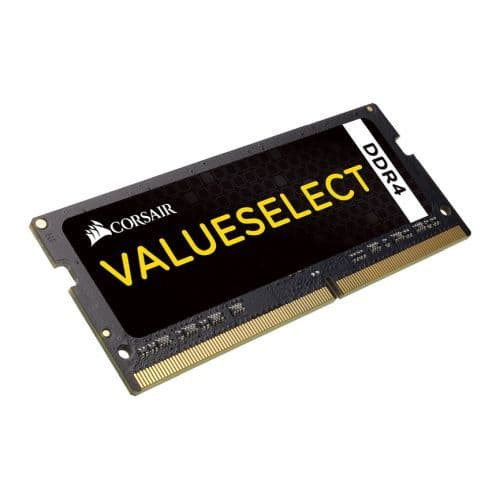 Corsair Value Select, 4GB, DDR4, 2133MHz (PC4-17000) 843591067386
