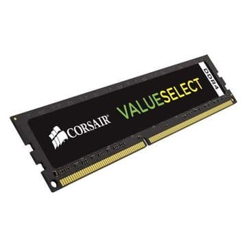 Corsair Value Select, DDR4, 8GB, 2400MHz (PC4-19200), CL16