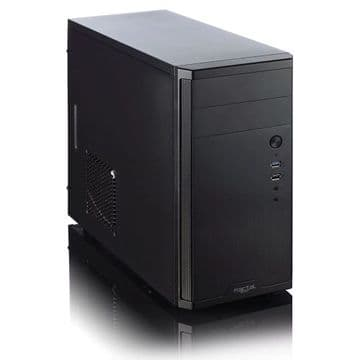 Fractal Design Core 1100 OEM Micro ATX Case, No PSU