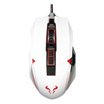 Riotoro AUROX Prism Wired Optical RGB Gaming Mouse