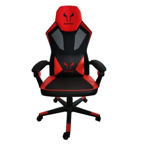 Riotoro SPITFIRE M1 Gaming Chair, Neck & Lumbar Support Breathable Mesh