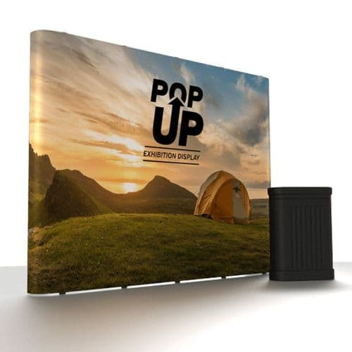 3 × 3 Straight Pop-Up (D/Sided) SAVE 10% TODAY ON CHECKOUT