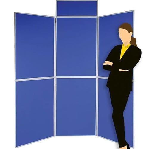 Folding Display Panels - Portable