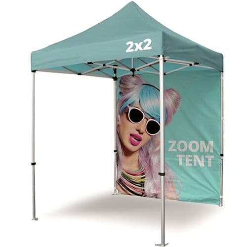 Gazebo Tent 2m x 2m - Branded