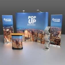 Pop Up Exhibition Displays