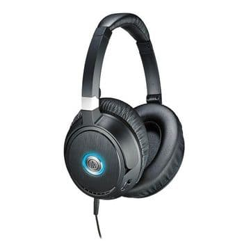 Audio Technica ATH-ANC70 Quietpoint Active Noise-Cancelling Headphones