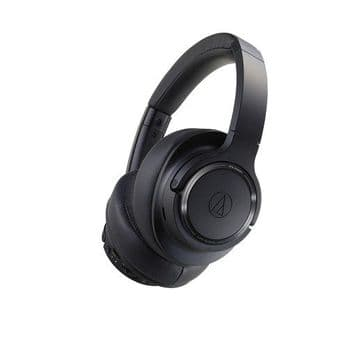 Audio Technica ATH-SR50BT Wireless Headphones - Black