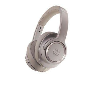 Audio Technica ATH-SR50BT Wireless Headphones - Grey