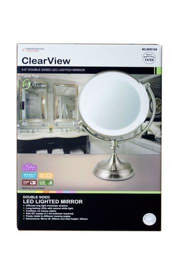 www.discountdiscs.co.uk | Clearview MLMIR108 Led Mirror