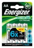 Energizer AA Rechargeable Batteries 2300mAh 4 Pack