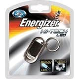 Energizer Hi-Tech LED Keyring Torch Keychain Light