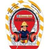 Little Star Fireman Sam Childrens Headphones with reduced volume