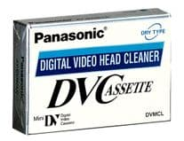 Panasonic Mini DV Digital Video Head Cleaner Cassette