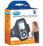Tune Belt Sport Armband Plus for iPod nano 5G (fits with or without Nike+ Receiver)