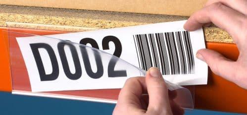 Self Adhesive Ticket Holders