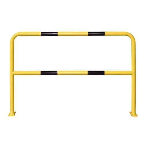 Traffic Line - Steel Hoop Guards
