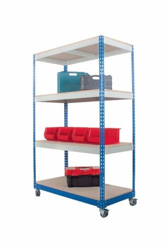 Trolley Shelving