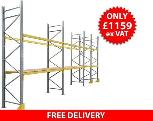 UK Pallet Storage - 12 Metres
