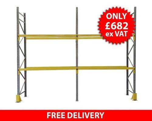 UK Pallet Storage - 6 Metres