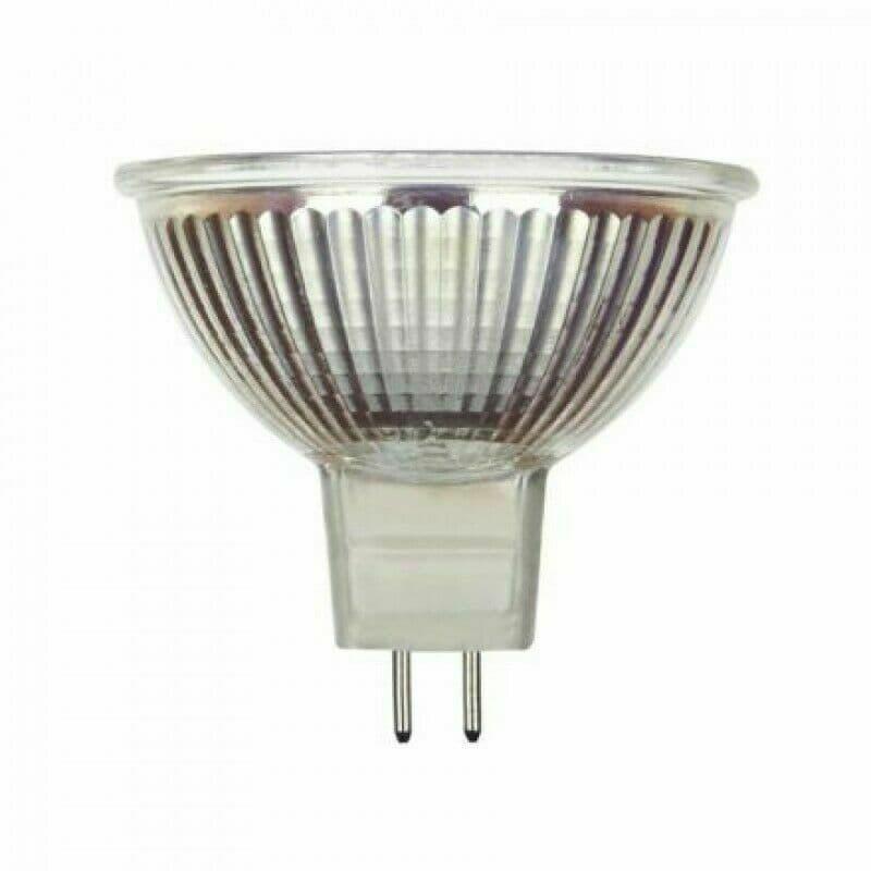 5er General Electric Halogen Halogenlampe MR16 20Watt 225lumen GU5.3 2800k EEK B