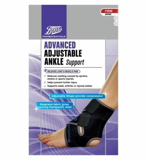 Advanced Adjustable Ankle Support