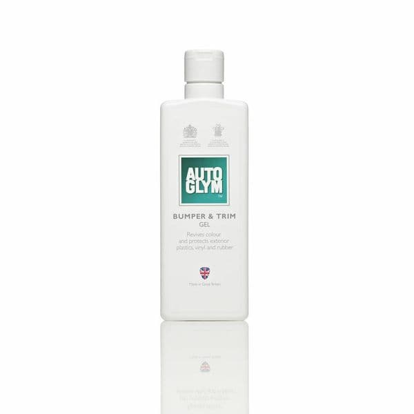 Autoglym Bumper And Trim Gel 325ml Cleaning Cleaner Automotive Care