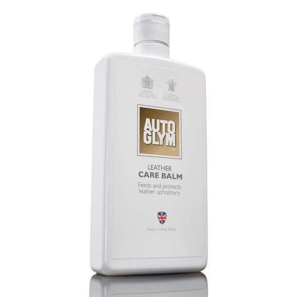 Autoglym Leather Care Balm 500ml Bottle, Moisturises Nourishes, Restore Interior